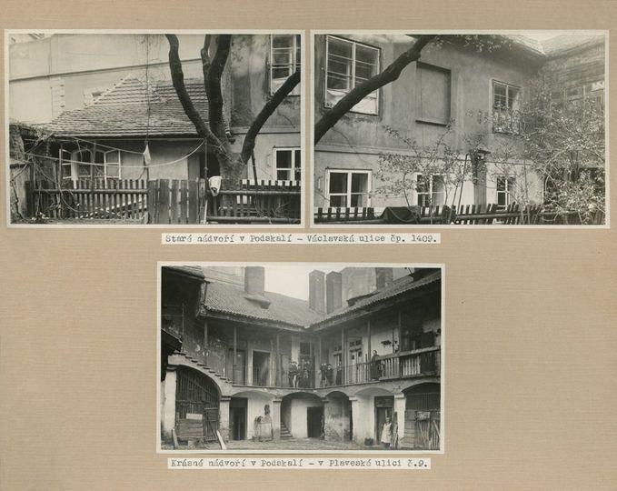 Jak se Praha měnila mezi lety 1925 až 1966