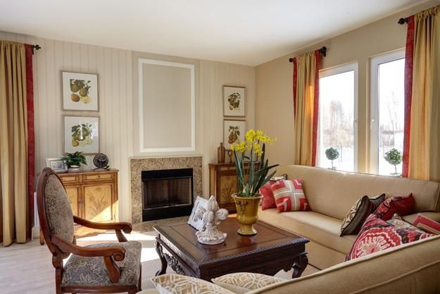 American Style Interior Beautiful Interior Design In Family Oriented American Style