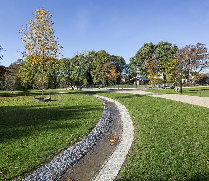 The City Park in Kerkrade has been drastically renovated. Today it acts as an attractive hub between the town and | Read More