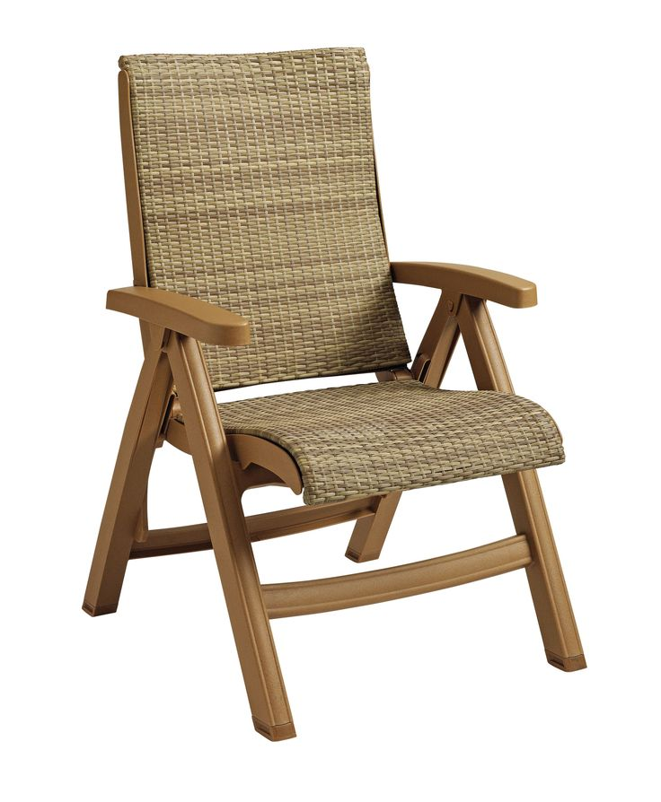 Wicker Chairs Wicker Resin Folding Chair Java All