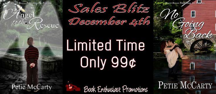 Book-o-Craze: Sales Blitz {Excerpts & Giveaway} -- No Going Back...