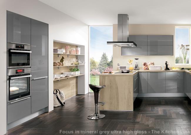 25 melhores ideias sobre nobilia no pinterest k cheneinrichtung nobilia k che nussbaum e. Black Bedroom Furniture Sets. Home Design Ideas