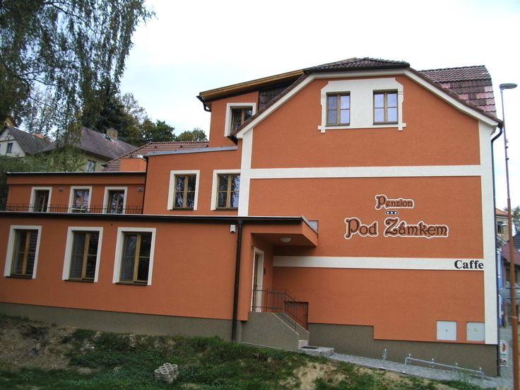 Penzion Pod Zámkem - Zruč nad Sázavou www.penzion-podzamkem.cz Penzion 3*