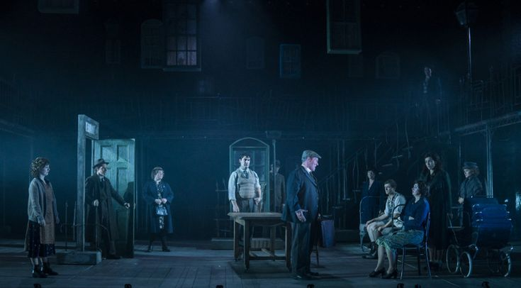 Angela's Ashes – The Musical – Bord Gais Energy Theatre – Review by Lisa Jewell Photos by Patrick Redmond Angela's Ashes – The Musical runs at the Bord Gáis Energy Theatre, …