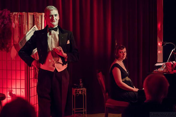 Another visit to A Cabaret Story - JamesRea.de  #acabaretstory #Sallybowles #concertphotography #Konzertfotografie #Konzertfotograf #Concert #artistsinberlin #jamesrea