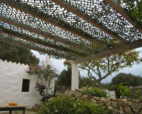 Voile Ombrage Terrasse : Voile d u0026#39;ombrage LAVELERIA Patio Pinterest Shades and