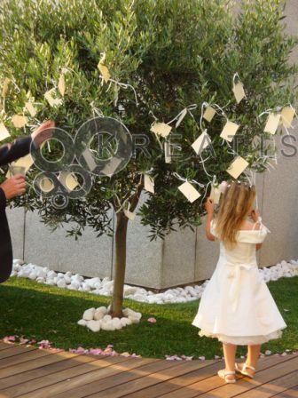 Connaissez-vous l'arbre à souhaits?   la fabrique à mariage
