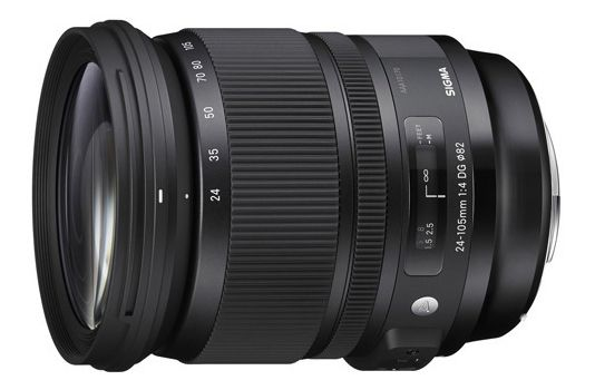 First Photo of the Sigma 24-105mm f/4 Lens Finds Its Way Online