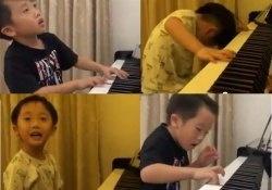 """Musicien précoce : """"Il a quatre ans et joue du piano…"""