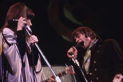 Grace Slick and Marty Balin (Monterey Pop Festival, 1967)