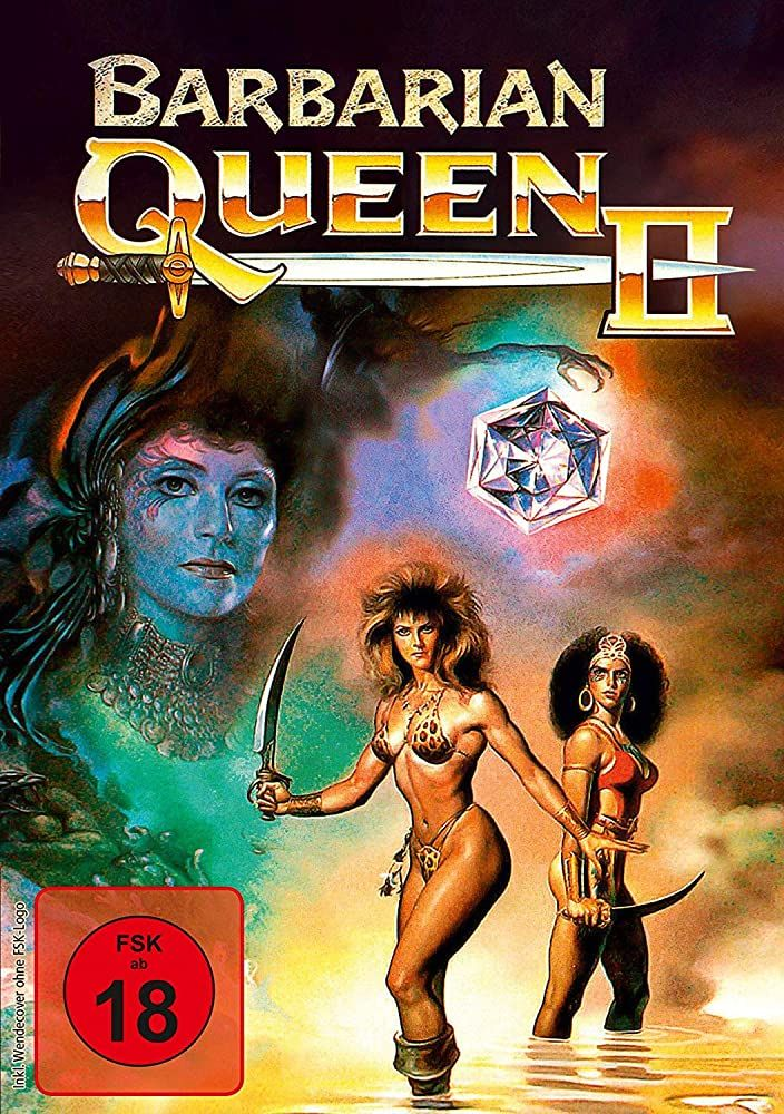 Download Barbarian Queen 2 (1990) Dual Audio (Hindi-English) 480p | 720p