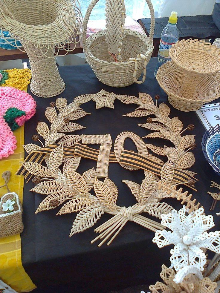 Фотоальбом Мои плетёнки из бумажных трубочек. пользователя Тамара Задорина в Одноклассниках
