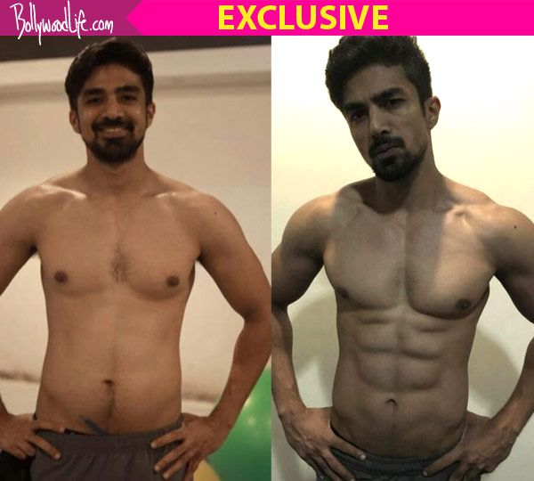 After gaining weight post a major back injury, Saqib Saleem shows us the way to get six pack abs – read exclusive details #FansnStars