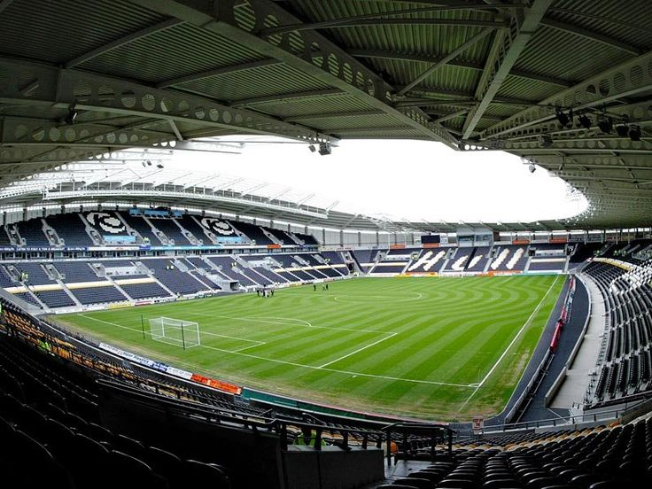 KC Stadium, Hull City
