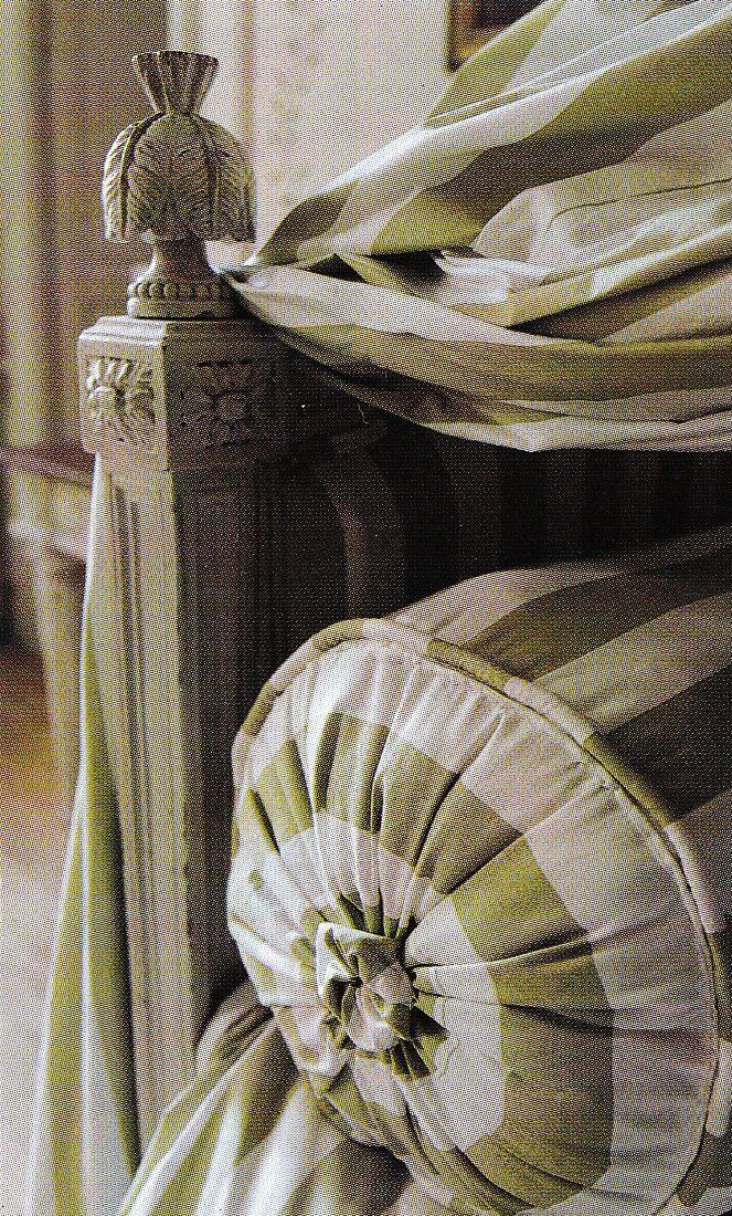 Ted and Lillian Williams restored French Folly - Chateau de Morsan built circa 1736 Normandy, France. Image from Book Judith Miller's COLOR