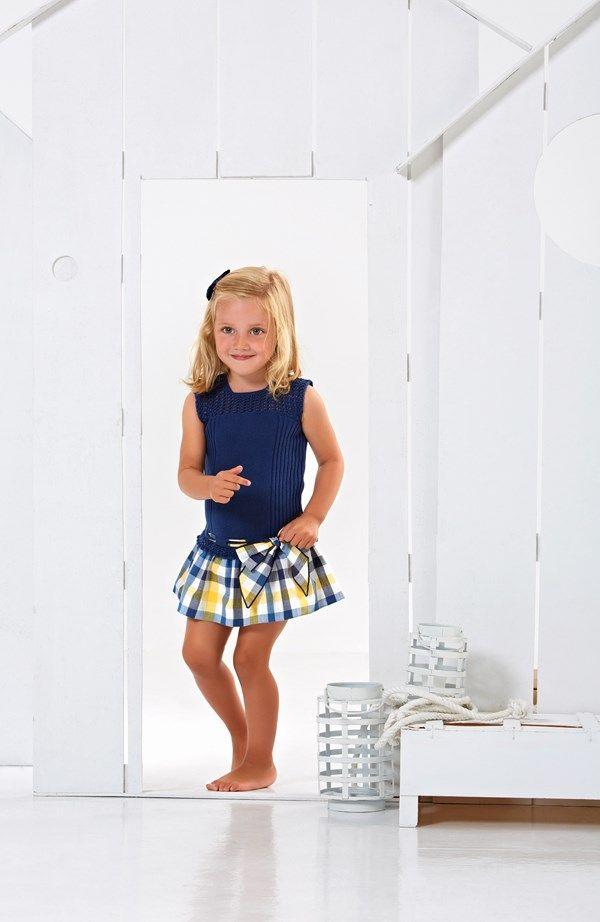 Ropa para niños colección Primavera 2014 con Paz Rodriguez http://www.paranenesynenas.es/ropa-bebe/2118-moda-infantil-primavera-verano-2014-de-paz-rodriguez.html