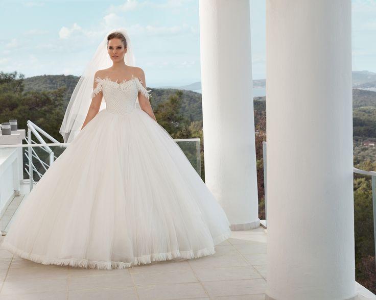 prenses modeli gelinlik-prenses gelinlik modelleri 2016-nova bela nişantaşı istanbul