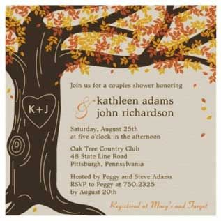 fall themed bridal shower invitations google search shower stuff pinterest fall wedding fall wedding invitations and wedding