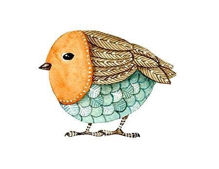 .: Birds Prints, Arti Stuff, Doodles Drawings, Illustrations Inspiration, Little Birds, Art Birds, Drawings Birds, Illustrations Birds, Animal Drawings And Doodles