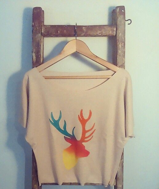 """Handmade t-shirt serigraphy by """"workingants"""" to BR."""