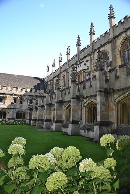 Magdalene College, Oxford