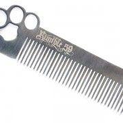 Peine para barba de metal Puño Americano  Schmiere