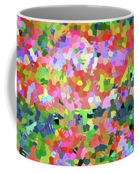 Luka 1007 Mosaic Coffee Mug for Sale by Corinne Carroll