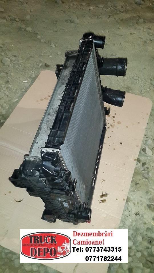 Vand radiator si intercooler Atego . Pentru mai multe detalii, contactati-ne: 0773 743 315, 0771 782 244, 0771 783 686, 0365 424 682, office@truckdepo.ro .
