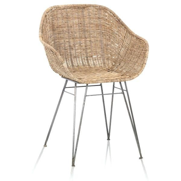 Vintage Rattan Chair Wicker Chair Bamboo Chairs Vintage