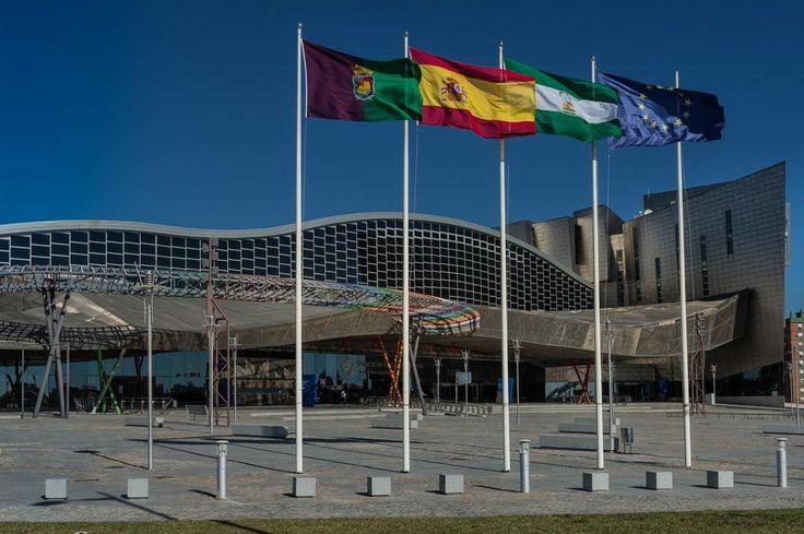 Malaga – Palacio de congresos