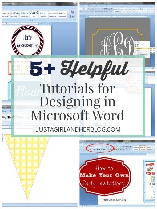 Più di 25 fantastiche idee su Microsoft Word Free su Pinterest - how to make invitations with microsoft word