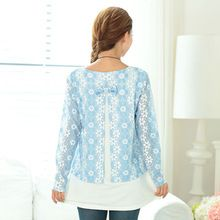 OEM maternity clothes factory cotton blouse for pregnant  best seller follow this link http://shopingayo.space