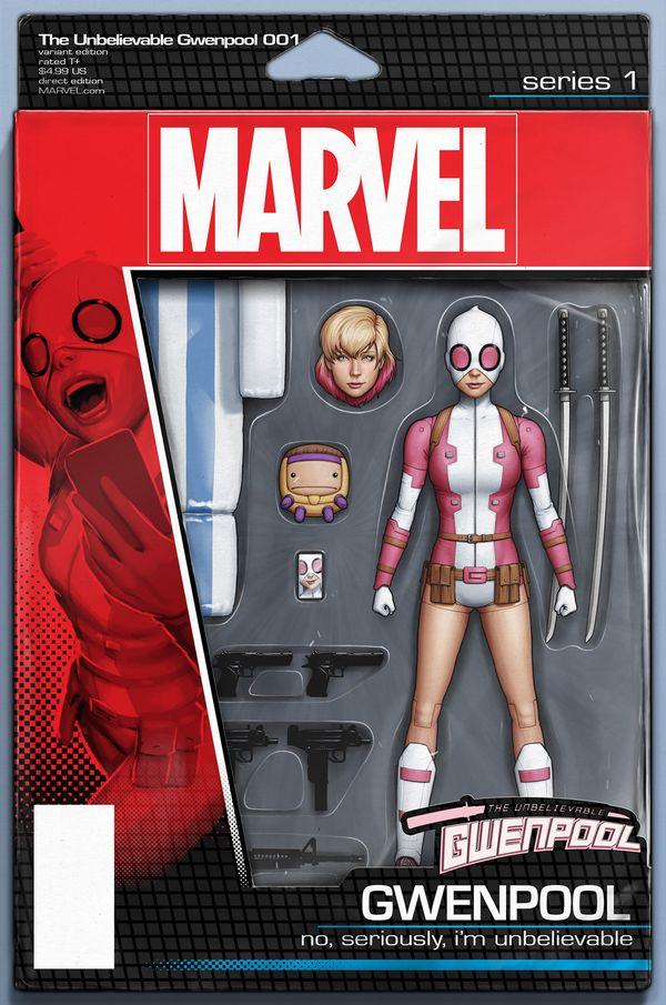 The Unbelievavble Gwenpool #1 Preview - Comics - MarvelousNews.com