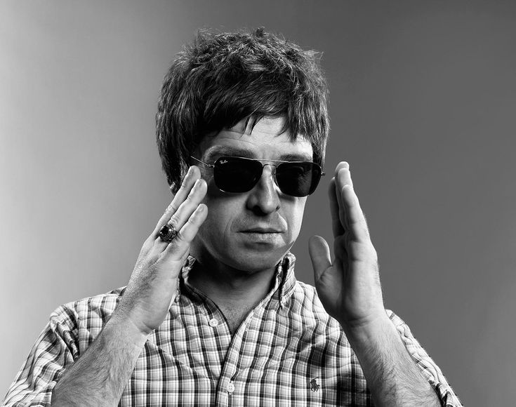 Alan Clarke Photography | Noel Gallagher / Spin