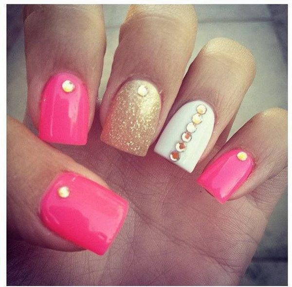 82 best Nail Designs images on Pinterest | Nail scissors, Cute nails ...