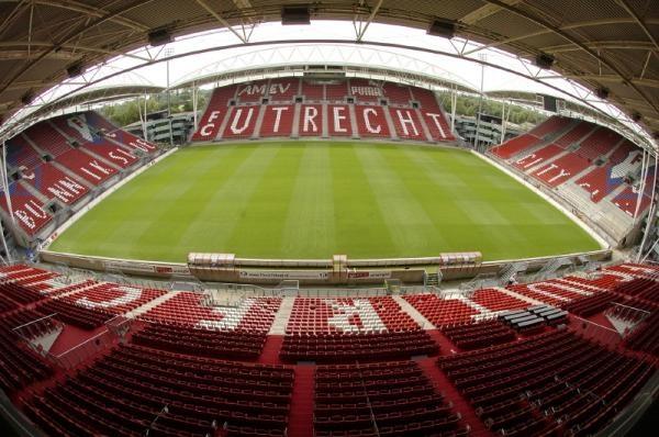 FC Utrecht - Galgenwaard - NL. 2007.