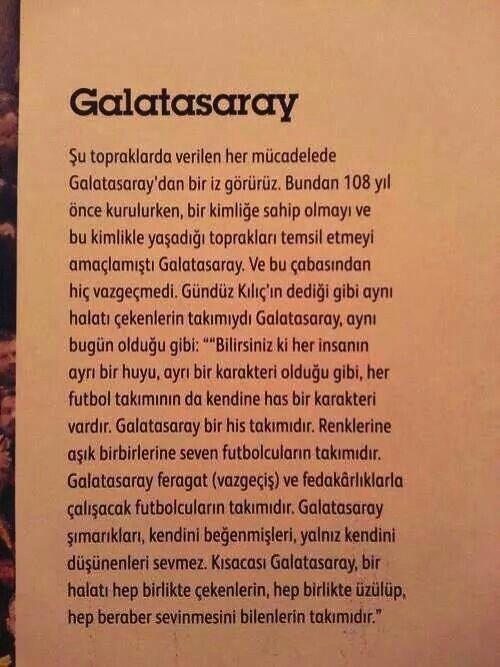 #GALATASARAY