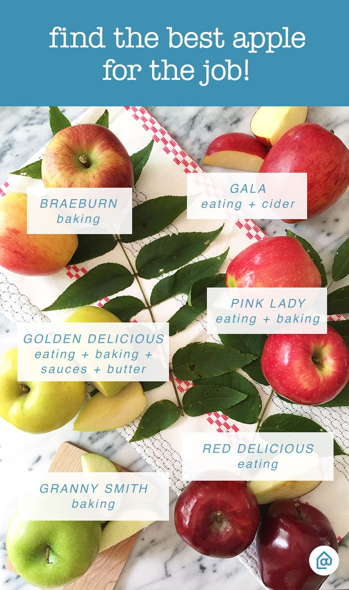 Have you ever found yourself in the produce aisle looking at all the options wondering which apple is best for pies or which type of apple to make applesauce with? Our handy apples 101 chart is perfect for any novice (or seasoned) cook!