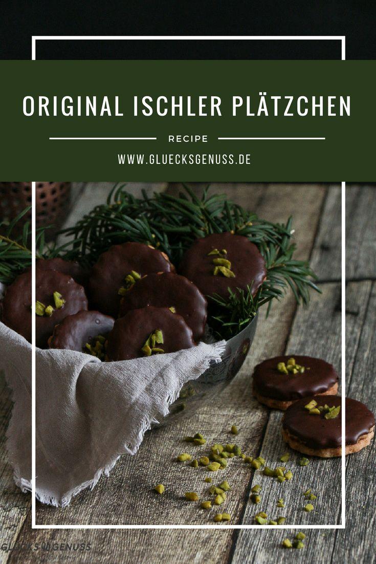 {Rezept} Original Ischler Plätzchen - Glücksgenuss