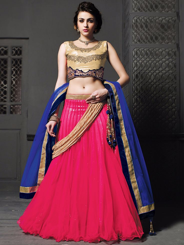 Magenta Blue Net Semi Stitched Party Lehenga Choli To  View more collection at www.g3fashion.com For price or detail do whatsApp +91-9913433322. #g3fashion #lehengacholi #lehenga #choli #indianoutfit #indiandress #stylishdrapes #indianattire #ethnic #ethnicwearoninsta #indiandress #fashionblogging #fashionblogger #mumbaiblogging #mumbaiblogger #shoppersonimsta #onlineethnicshopping #actors #models #brides #wedding #marriageshopping #shaadi