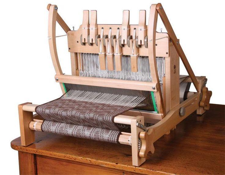 Ткацкий станок своими руками для детей и домашнего ткачества (фото, видео)