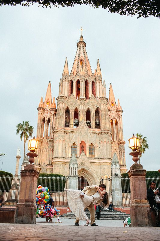 San Miguel de Allende wedding Photographer | Lara and John