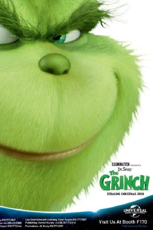 *Watch~The Grinch FULL MOVIE(2018) HD~1080p Sub English ☆√ ►► Watch or Download Now Here 《PINTEREST》 ☆√