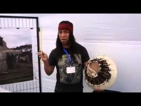 Presentacion de Instrumentos Mapuches