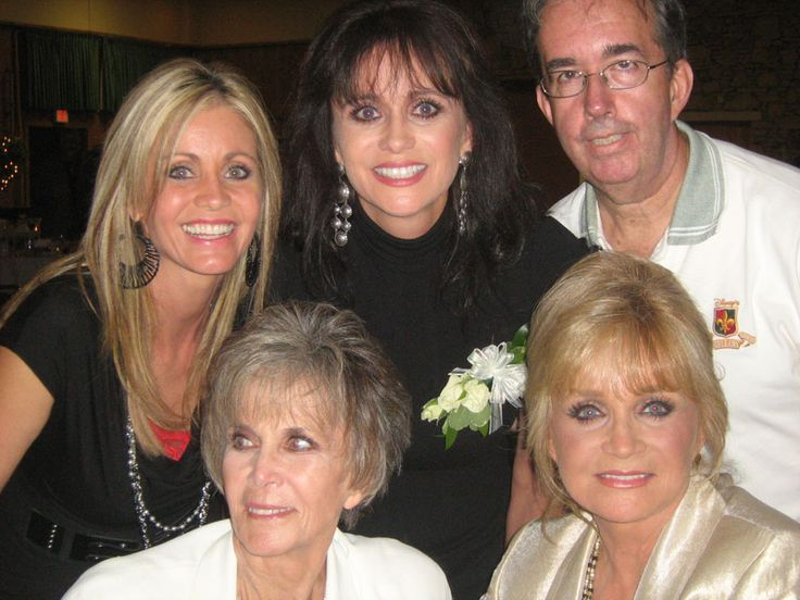 Barbara Mandrell Family