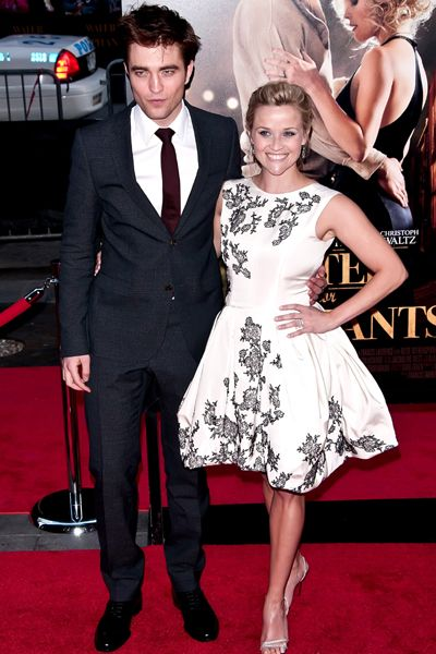Water for Elephants NYC premiere red carpet photos