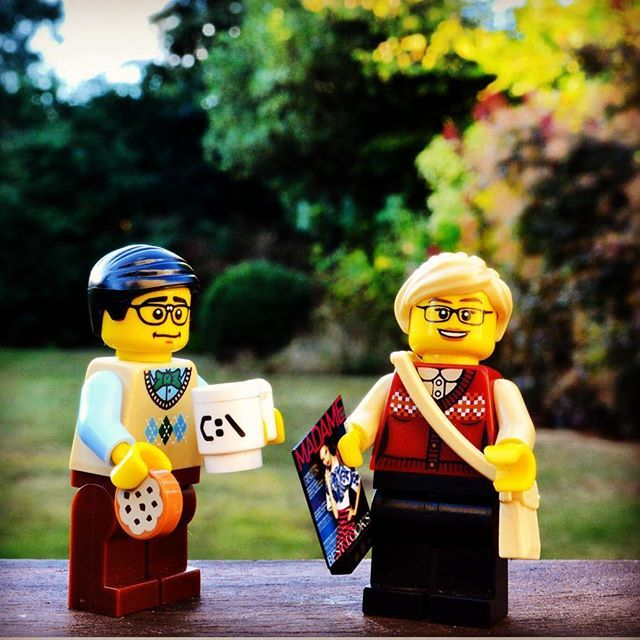Best Mes Photos Images On Pinterest Lego Canvas And Gardens - Adorable chipmunks go on playful adventures with lego star wars toys