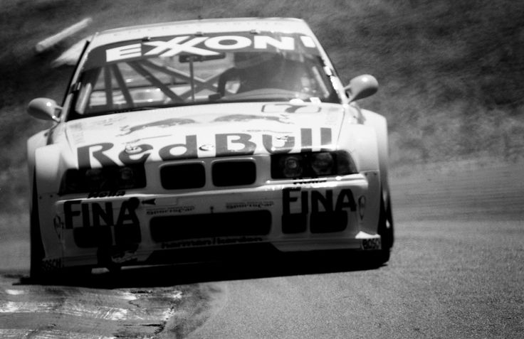 Quester/Duez BMW M3, Sears Point 1997