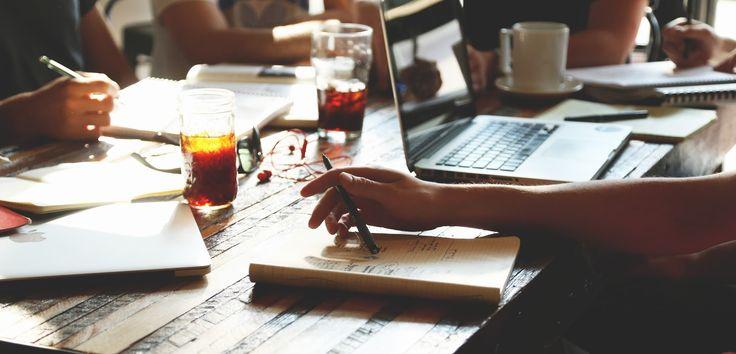 Frisse Kijk Op Oude Waarheden: Lijdt het schrijven weleens...?