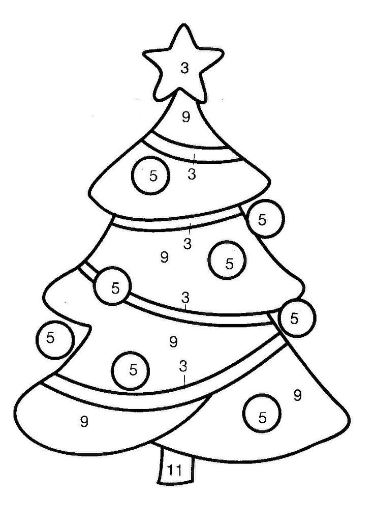 weihnachtsbaum vorlage winter weihnachten pinterest. Black Bedroom Furniture Sets. Home Design Ideas